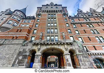 别墅frontenac, -, 魁北克城市, 加拿大
