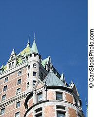 别墅frontenac, 魁北克, 加拿大