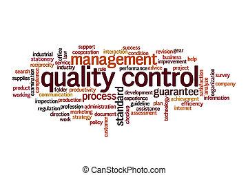 制御, 単語, 概念, 品質, 雲