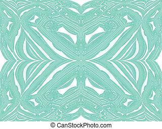 刺繍, パターン