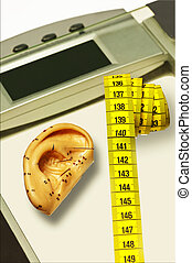 刺鍼術, 損失, 重量
