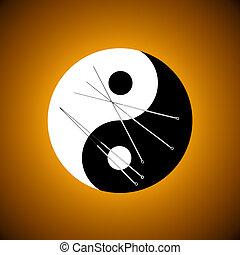 刺鍼術, medicine), (oriental