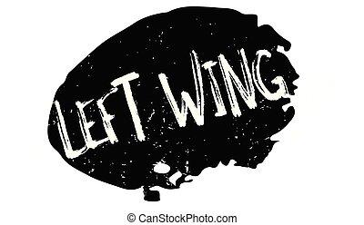 刻板文章, 機翼, 左