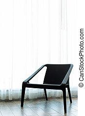 前部, 椅子, 窓