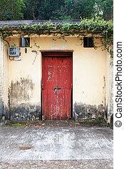 前門, ......的, 老, 漢語, 房子
