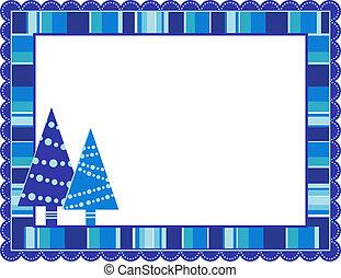 剝去, 框架, 聖誕節