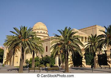 剧院, 皇家, 在中, marrakech, 摩洛哥