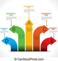 創造性, 事務, info-graphics