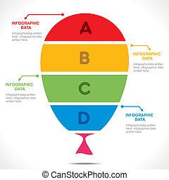 創造性, balloon, info-graphics
