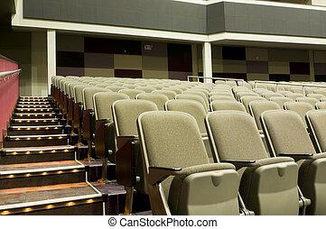 劇場, ∥において∥, 高校