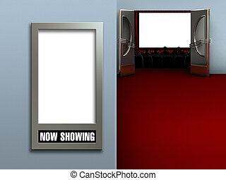 劇院, 內部