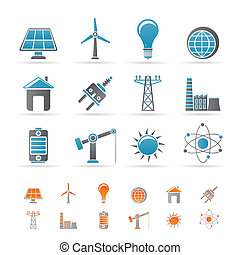 力量, 能量, 以及, 電, 圖象