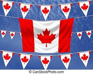 加拿大, 旗