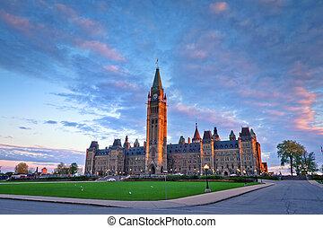 加拿大, 議會