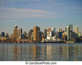 加拿大, 都市風景, 溫哥華