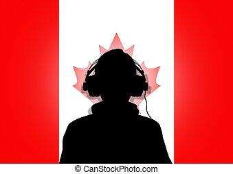 加拿大, 音樂