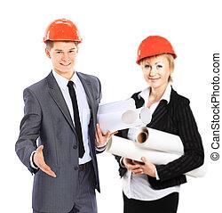 労働者, 建設, group.