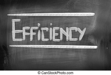 効率, 概念