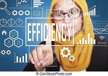 効率, 概念, ビジネス