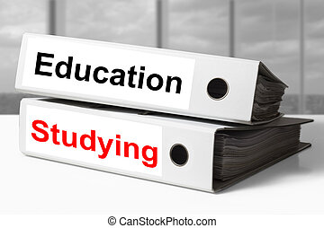 勉強, つなぎ, 教育, オフィス