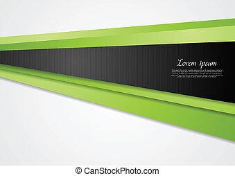 動き, 抽象的, 緑の背景