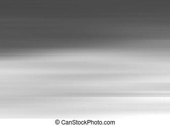 動き, 灰色, 抽象的, 背景