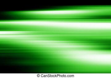 動き, 緑, ぼやけ