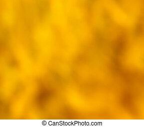 動き, 黄色, ぼやけ