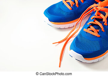 動くこと, スポーツの靴