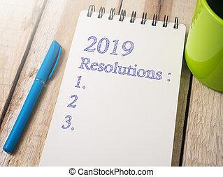 動機づけである, 引用, resolutions, 2019, ゴール, インスピレーションを与える