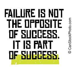 動機づけ, 成功, 反対, 引用, それ, 失敗, 部分, ない