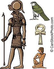 動機, エジプト, 古代