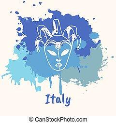 動機, 魅力, 文化, 感情である, イタリア語