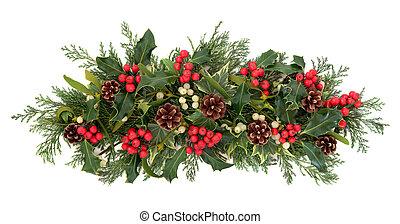 動物群, 植物相, クリスマス