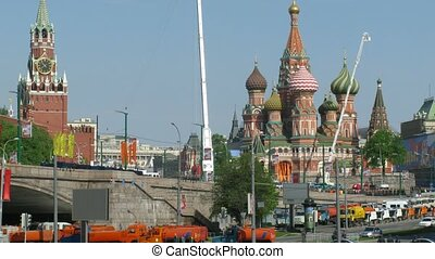 勝利, パレード, 上に, 第9, の, ∥そうするかもしれない∥, 中に, モスクワ