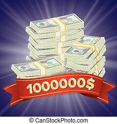 勝者, 金, roulette., お金, 広告板, stacks., カード, banner., concept., コイン, カジノ, 白熱, vector., スロット, jackpot, 大きい, オンラインで, 幸運, 背景, 勝利, illustration., ナイトクラブ, 紙幣, 遊び