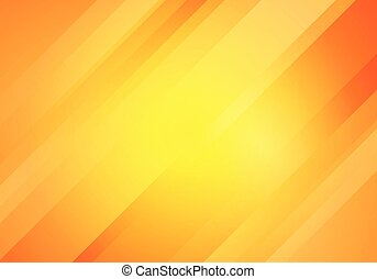 勾配, 抽象的, ライン, ストライプ, 黄色, バックグラウンド。, オレンジ, 斜め, 色