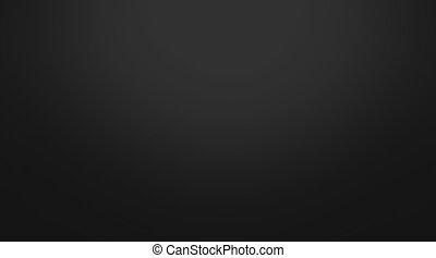勾配, 黒い背景