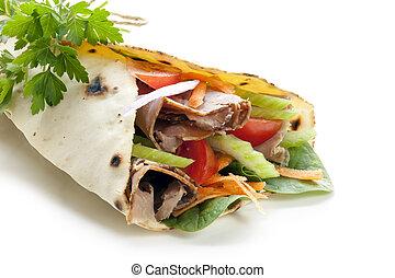 包みなさい, 健康, サンドイッチ