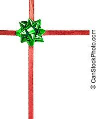 包むこと, クリスマス