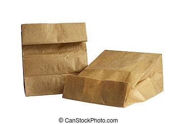 包装紙 袋, 2, 昼食
