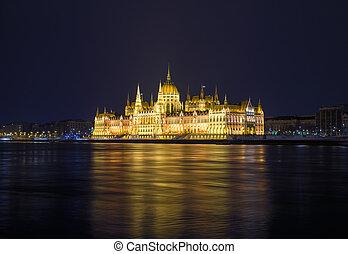 匈牙利人, 議會