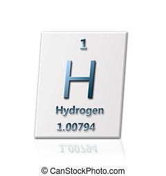 化学物質, 水素, 要素