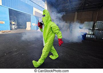 化学物質, 生物学である, 戦争
