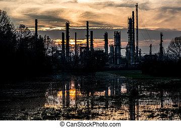 化学物質, 産業