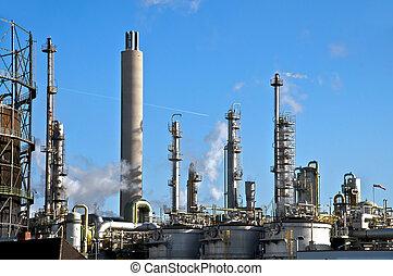 化学物質, 産業, 植物