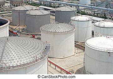 化学蓄熱タンク