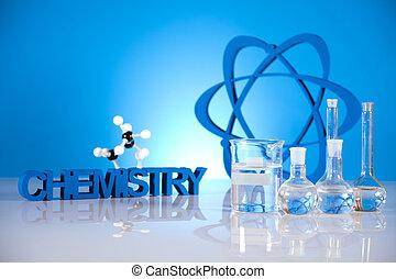 化学, 実験, 研究