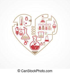 化学, 愛