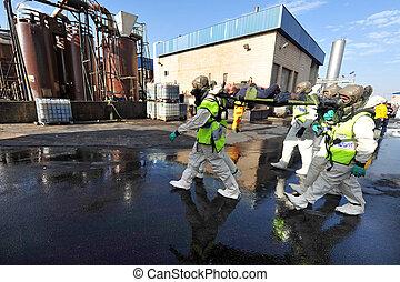 化學制品, 生物學, 戰爭